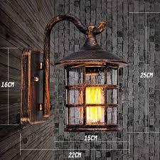 Front Door Light Fixtures by Online Get Cheap Industrial Lighting Outdoor Aliexpress Com