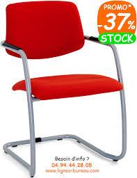 lignes bureau siège visiteur design chaise ergonomique lignes bureau