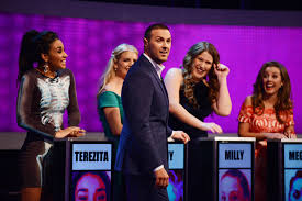 does paddy mcguiness use hair products take me out contestant reveals that the couples don t fly to the