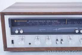 kenwood home theater receiver kenwood kr 6600 vintage am fm stereo receiver the music room