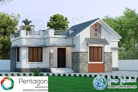 home design estimate 834 sq ft bautiful home design 12 5lakh