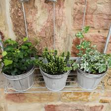 Outdoor Wall Hanging Planters by Wall Hanging Planters Home Design Ideas
