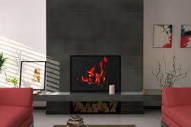 how to install a napoleon nefl50fh modern electric fireplace