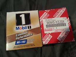 mobil lexus rx 200t which oil filter oem or mobil 1 clublexus lexus forum discussion