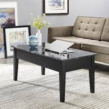 Livingroom Table by Amazon Com Dorel Living Faux Marble Lift Top Storage Coffee Table