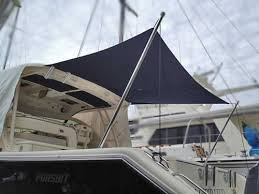 Sailboat Awning Sunshade Allerton Harbor Canvas Project Gallery Power