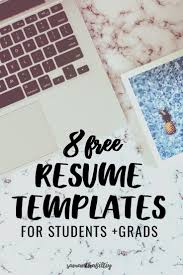 Best Extracurricular Activities For Resume by Best 25 Student Resume Ideas On Pinterest Resume Help Resume