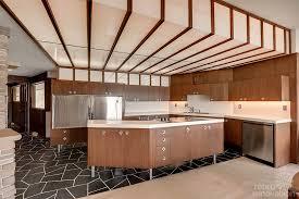 Midcentury Modern Kitchens - mid century modern kitchen interiors design