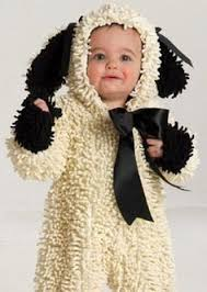 amazon com little boys u0027 toddler sheep costume clothing