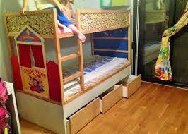 Ikea Kura Kura Puppet Theatre Bed Ikea Hackers