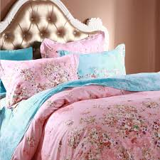 Wedding Comforter Sets 100 Cotton Duvet Cover Queen Floral Pink Comforter Sets Wedding