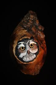 buy a crafted owl wood wall carving sculpture made to order