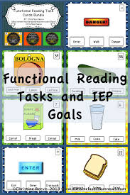 functional reading worksheets free worksheets library download