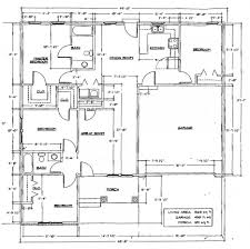 large house floor plan simple house floor plan with dimensions with ideas image 158944