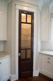 New Orleans Kitchen Design by Cypress Pantry Door With Glass Reclaimed Materials Pinterest