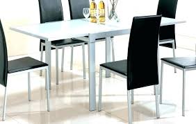 table de cuisine moderne en verre table de cuisine en verre acheter ensemble chaises table moderne