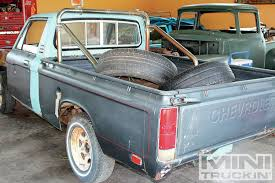 chevy luv bed and interior bench seat replacement junkyard jewel