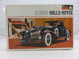 rolls royce classic phantom rolls royce 1931 phantom ii henley convertible monogram kit