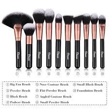 professional makeup tools 24pcs professional cosmetic shadow powder makeup soft brush set