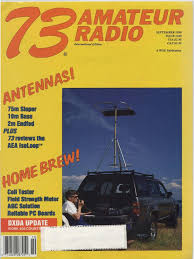 73 amateur radio september 1990 issue 360 inductor antenna radio