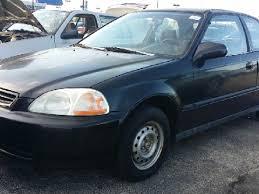 96 honda civic 2 door coupe 1996 honda civic for sale carsforsale com