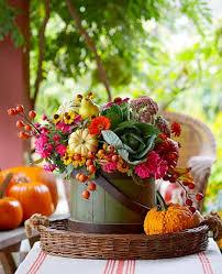 26 lovely diy thanksgiving centerpieces