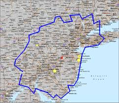 Map Of New Jersey Cities Map Of Ny And Nj 20634 Aouo Us