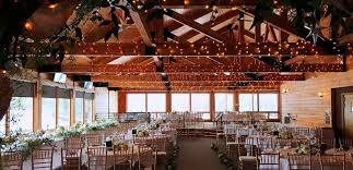 unique wedding venues in michigan the myth golf course and banquets