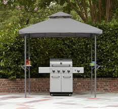Gazebos With Hard Tops by Gazebo Ideas Mainstays Grill Gazebo With Adjustable Awning With