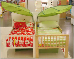 Toddler Girls Beds Idyllic Kids Bunkbeds With Malm Toddler Bed Under Inspired Bunk