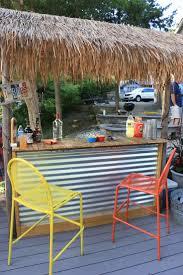 Backyard Tiki Bar Ideas Tiki Bar Decorations Supplies Best Decoration Ideas For You