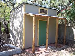 rock oak deer texas style shed project