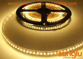 led ribbon safety led lights smd 3014 120d bendable led ribbon