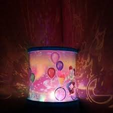 kids bedroom bedside amazing star night light girls ocean led