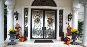 front door decorations using wreath the latest home decor ideas