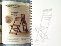 the ikea sketch project i give you the verbs