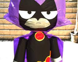 Teen Titans Halloween Costumes Teen Titans Etsy