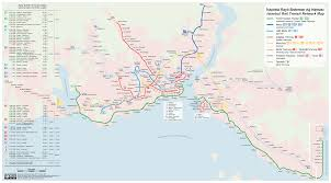 Map Of Istanbul Istanbul Metro Map Where Is Istanbul Istanbul Is Located In