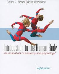 Human Anatomy And Physiology Books Introduction To The Human Body The Essentials Of Anatomy And
