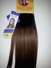 milky way hair belle milky way 100 human hair ebay