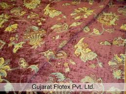 Caravan Upholstery Fabric Suppliers Designer Upholstery Fabric 1 Meter Jacquard Chenille Upholstery
