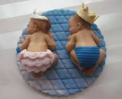 baby shower cakes baby shower cake toppers twins