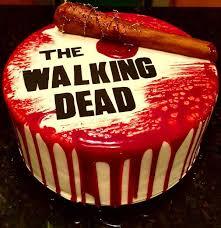 walking dead cake ideas best 25 walking dead cake ideas on walking dead lucille