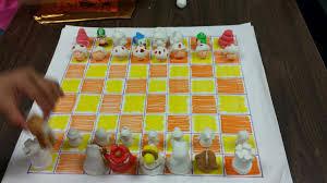 Diy Chess Set Soccer Board Game U2013 Ready Set Nolza