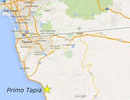 Tijuana Mexico Map Ignite Mexico Outreach