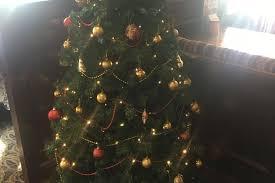 a bristol pub has already put up a christmas tree even though it u0027s