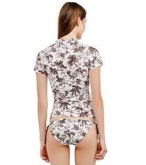 Tory Burch Plus Size Clothing Tory Burch Lidia Surf Shirt Lyst