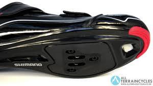 sport bike shoes 2015 shimano r065 road shoes youtube