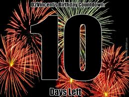 Birthday Countdown Meme - d2vincent s birthday countdown birthday is july 13 by d2vincent