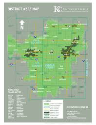 Colleges In Illinois Map by Campus Maps Kishwaukee College